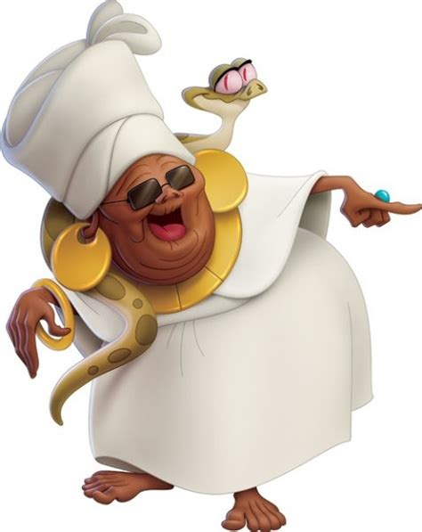 The Joy of Disney: {Princess and the Frog}: Mama Odie