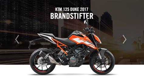 125er Motorrad 2017 by Ktm 125 Duke 2017 Ktm Kosak
