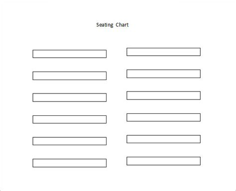 Classroom Seating Chart Template 10 Free Sle Exle Format Download Free Premium Free Seating Chart Template
