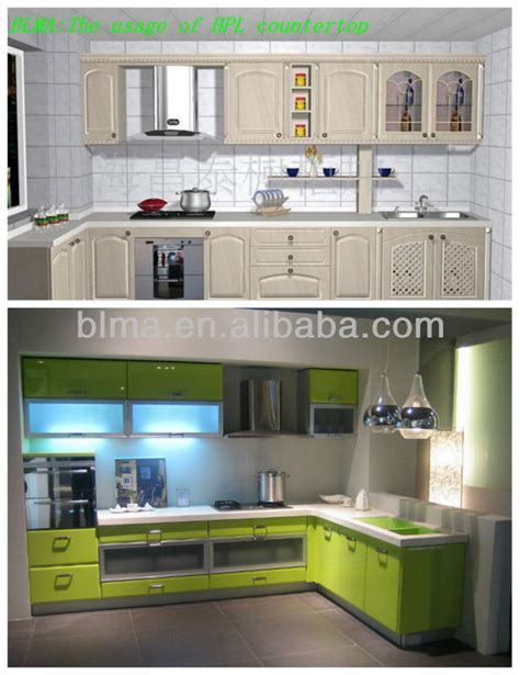 shake door anti scratch acrylic color mdf kitchen