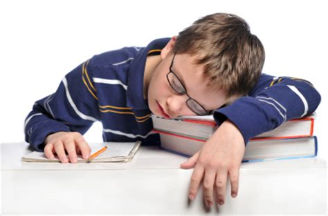 Student Sleeping On Desk by Baseline Neurocognitive Concussion Testing Lack Of Sleep
