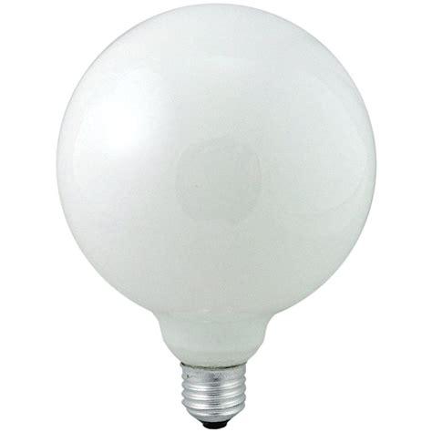 what is an opal light bulb 125mm 100 watt es e27 opal large globe light bulb