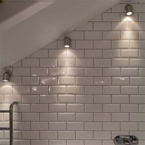 angled wall spotlight ledhalogen sloped ceiling