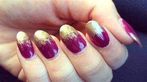 wallpaper nail design nail art red and golden wallpaper top wallpapers hd