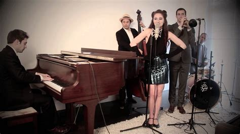 swing bands of the 40s come and get it vintage 1940s jazz selena gomez cover