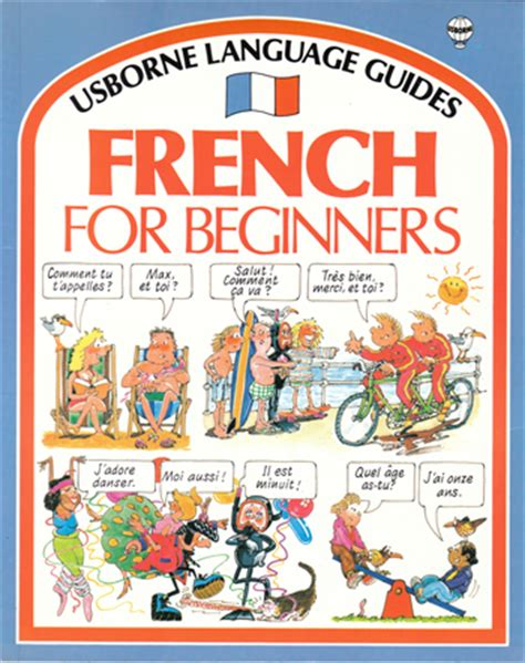 french for beginners language 0746000545 usborne language guides french for beginners angela wilkes
