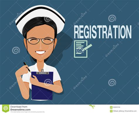follow  nurse injection vaccine medicine cartoon vector