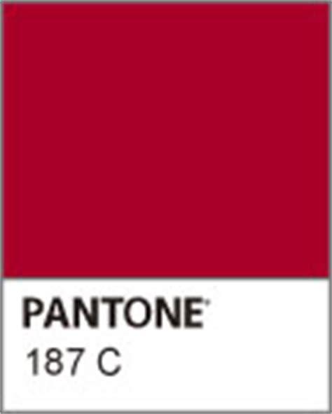 ディスプレイマニアックス pantone 187c ってこんな色