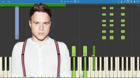 piano tutorial up olly murs olly murs years years piano tutorial instrumental
