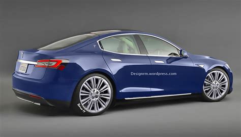 Model E Tesla Electric 2017 Tesla Model E Beautifully Imagined