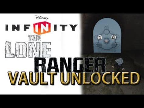 disney infinity vault quot disney infinity quot quot the lone ranger quot vault unlocked