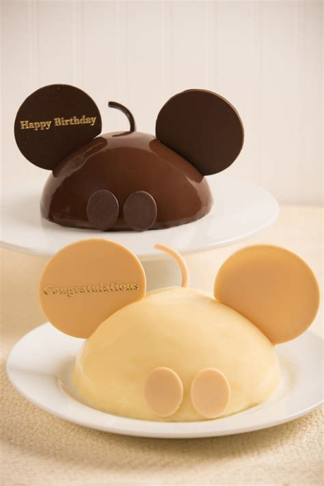 Dining Table For 6 by New Celebration Cakes Coming To Walt Disney World