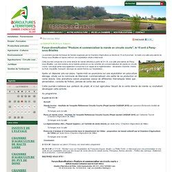 chambre agriculture 14 circuits courts en auvergne pearltrees