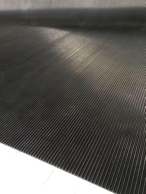 Corrugated Rubber Runner Mats by Standard Corrugated Runner Matting All Rubber Musson