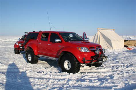 toyota hilux arctic arctic trucks toyota hilux