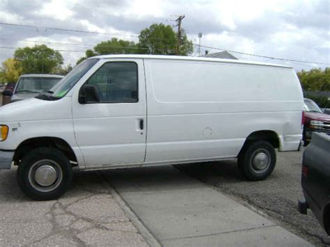 how does cars work 1994 ford econoline e250 lane departure warning 1999 ford e 250 cargo b85727 at alpine motors