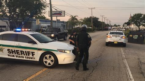 Palm County Sheriff Office by Possible Fired In West Palm Wpec