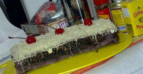 Brownies Panggang Keju Uk 10x15 Cm resep brownies kukus ubi ungu lapis selai choconut oleh rini musriyah cookpad