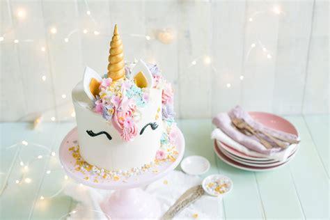 how to make cakes how to make a unicorn cake
