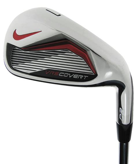 nike vrs covert  irons graphite pieces  nike golf