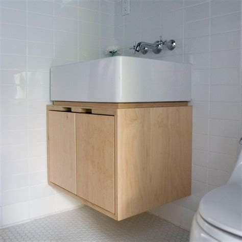 how to build a floating vanity cabinet 10 best images about kerf floating bathroom vanities on