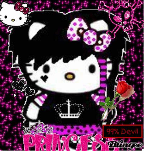 hello kitty punk rock wallpaper punk rock hello kitty picture 94656202 blingee com