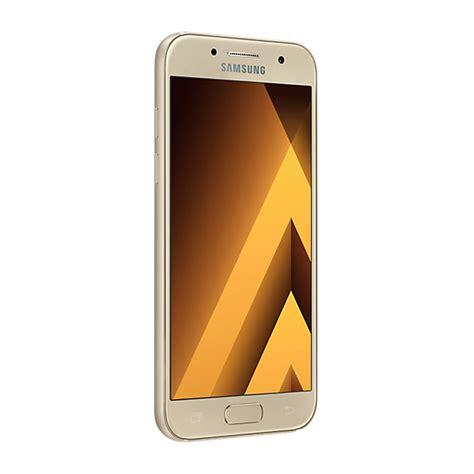 Anticrack Softcase Samsung A3 2017 A320 Samsung Galaxy A3 2017 A320 Gold