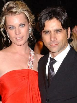 john stamos with wives john stamos has new celebrity girlfriend caitlin mchugh