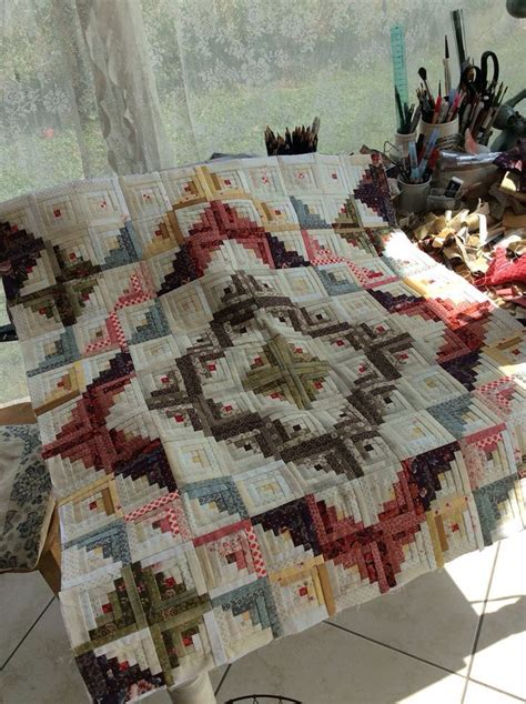 layout for log cabin quilt blocks 1000 images about log cabin quilt layouts on pinterest