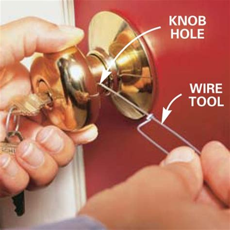 How To Remove Schlage Door Knob by How To Rekey A Door Lock