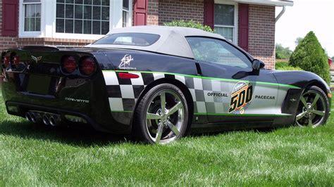 2008 Corvette Pace Car by 2008 Chevrolet Corvette Pace Car Edition F37