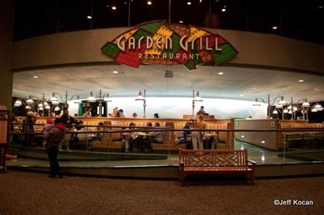 Garden Grill by Guest Review Garden Grill Restaurant The Disney Food