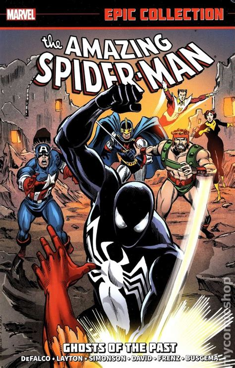 amazing spider man ghosts of the past tpb 2014 marvel epic collection comic books