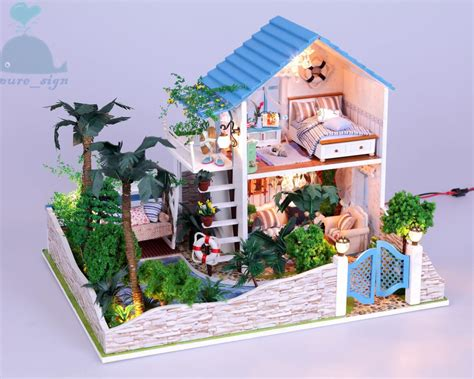 Handcraft House - diy handcraft miniature project my house in spain