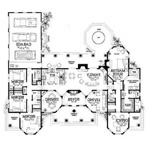 hennessey house 7805 4 bedrooms and 4 baths the house designers house photo plan