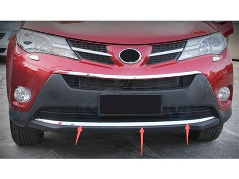 Kijang Innova 2014 2015 Front Bumper Trim Chrome Jsl Rav4 2014 Accessories 2017 2018 Best Cars Reviews