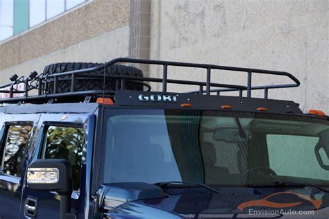 Fuel Rack by 2008 H2 Hummer Suv Gobi Rack 22in Fuel Wheels