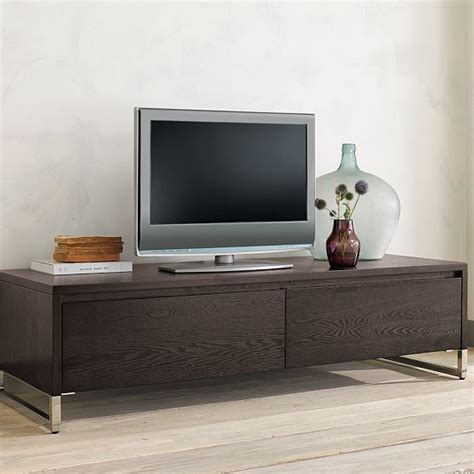 modern media console hudson media console modern entertainment centers and