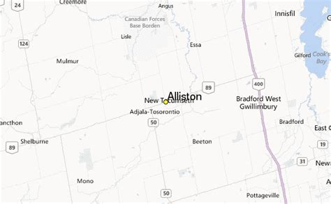 alliston weather station record historical weather for