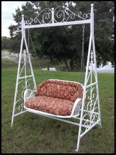 love swing frame photo gallery fiberglass outdoor wicker furniture