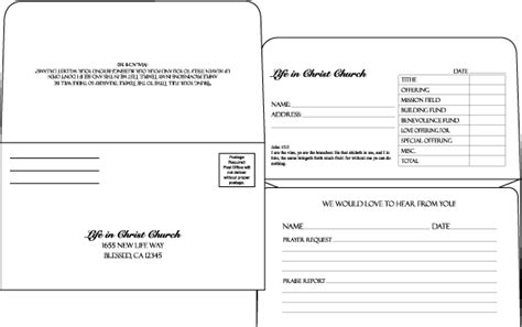 fundraising envelope template envelopes direct