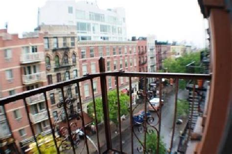 Apartment Nyc Reviews View From A Sle Room Picture Of Marks Place