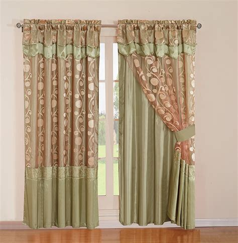 curtain treatments gorgeous valances window treatments ease bedding with style