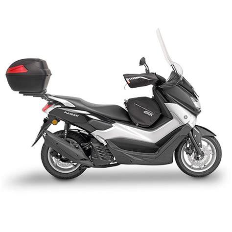 Selenoid Yamaha N Max Original motorcycle luggage and pannier rack givi kita yamaha n max 125 16 d2123kit