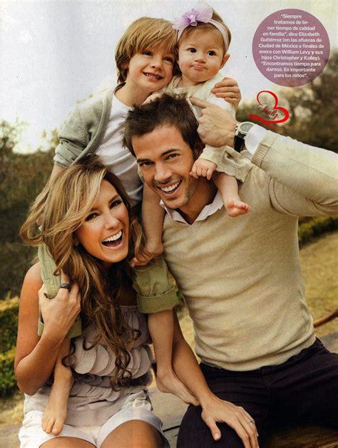 Fotos De La Familia De William Levy | la familia de william levy y elizabeth gutierrez william