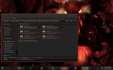 Themes For Windows 7 Dota | dota2 windows theme wip by yorgash on deviantart