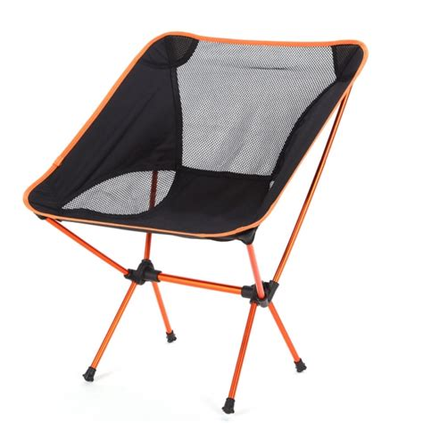 portable chair folding seat stool fishing camping hiking