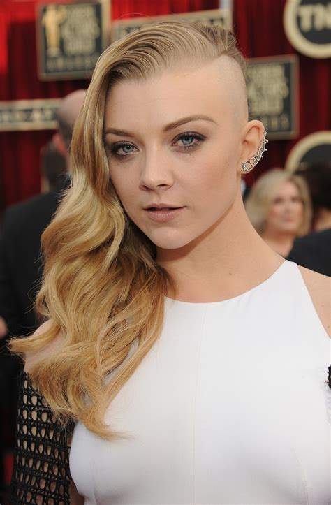 natalie dormer hair natalie dormer 360 degrees of gorgeous hair and makeup