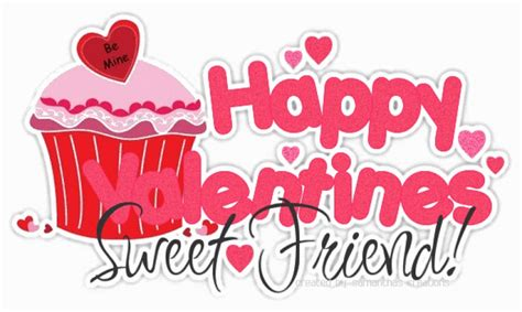 happy valentines day best friend valentine s day cards for friends designcorner