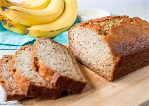 best banana bread recipe best banana bread recipe sweet baker